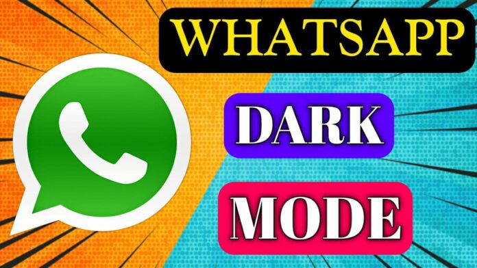 How To Enable Dark Mode On WhatsApp