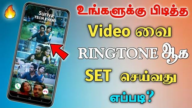 How To Set Video As Ringtone