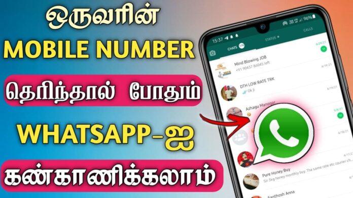 WhatsApp Online/Offline Checking