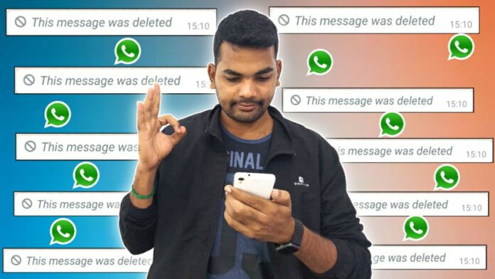 How To See WhatsApp Deleted Messages